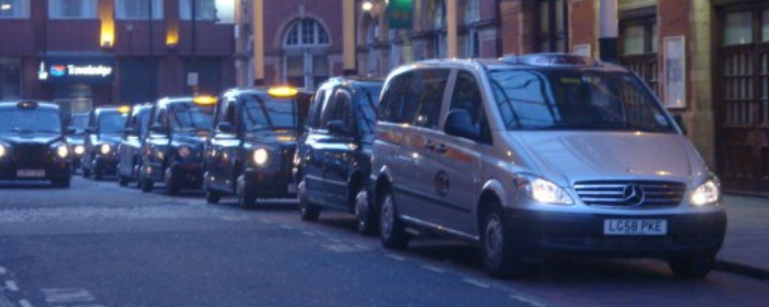 taxi services in loughborough